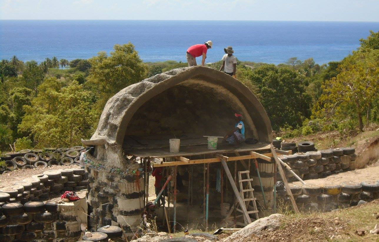 The Haiti Earthship Project